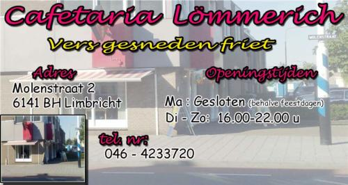 Cafetaria lommerich