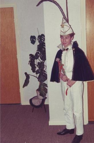 1967 - Jeugprins Nic 1e (van de Bergh)