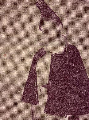 1970 - Jeugprins Bart 1e