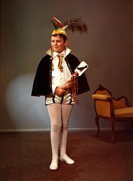 1974 - Jeugprins Marcel 2e (Vleeshouwers)