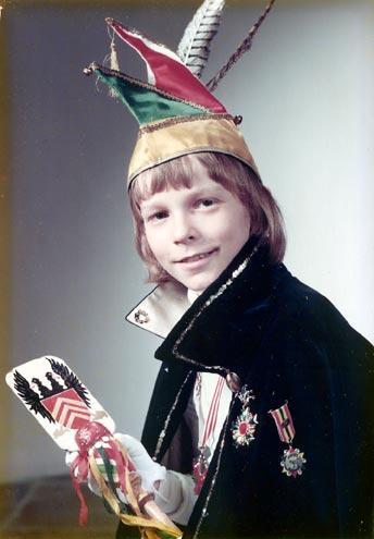 1976 - Jeugprins Carlo 1e (Fijen)