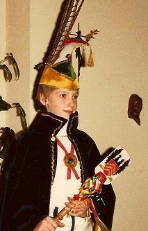 1979 - Jeugprins Sjef 2e (Vael)