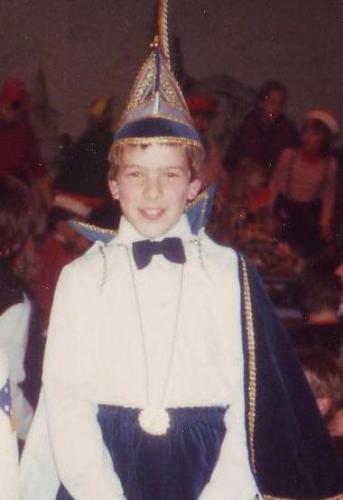 1983 - Jeugprins Mike 1e (Geenen)