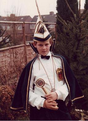 1984 - Jeugprins Maurice 1e (Vervoort)