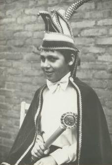 1985 - Jeugprins Bas 1e (Kratsborn)