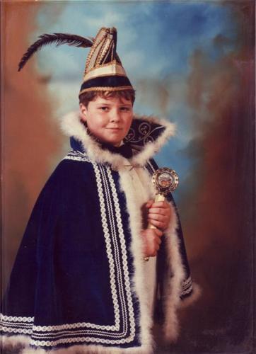 1987 - Jeugprins Jiri 1e (Jongen)