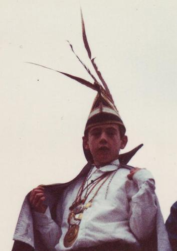 1990 - Jeugprins Luc 1e (Wehrens)