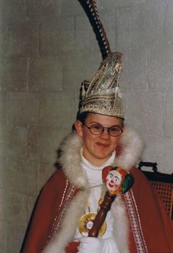 1992 - Jeugprins Michiel 1e (Laeven)