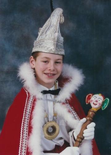 1993 - Jeugprins Dennis 1e (Schots)