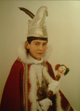 1994 - Jeugprins Lou 1e (Tummers)