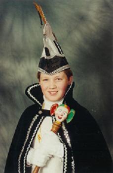 1997 - Jeugprins Mike 2e (Heijen)