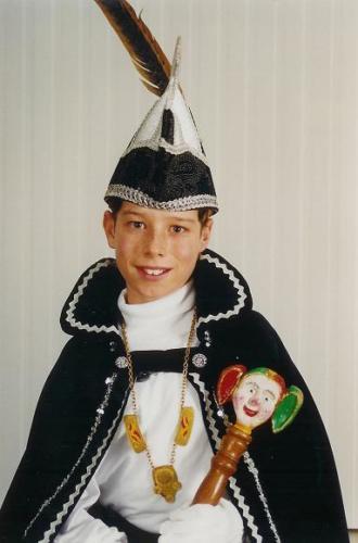 1999 - Jeugprins Maurice 2e (van Sloun)