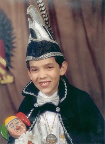 2000 - Jeugprins Salvian 1e (van Cleef)