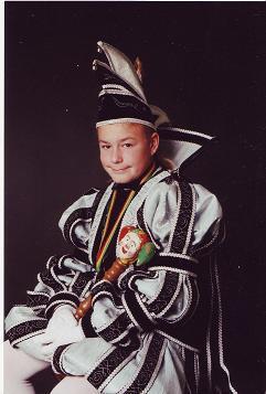 2002 - Jeugprins Dwanye 1e (Tenvaarwerk)