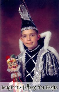 2003 - Jeugprins Jeffrey 1e (Heyligers)