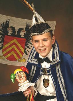 2006 - Jeugprins Roy 1e (Verjans)