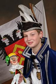 2007 - Jeugprins Chris 1e (Beijer)