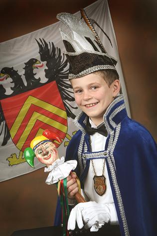 2008 - Jeugprins Bart 2e (Kitzen)