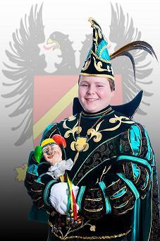 2010 -  Jeugprins Timo 1e (Theelen)