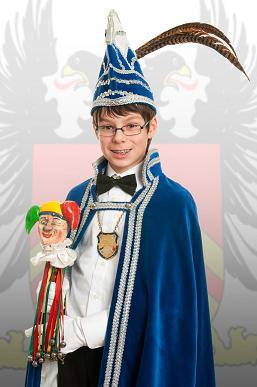 2011 - Jeugprins Bryan 1e (Cloots)