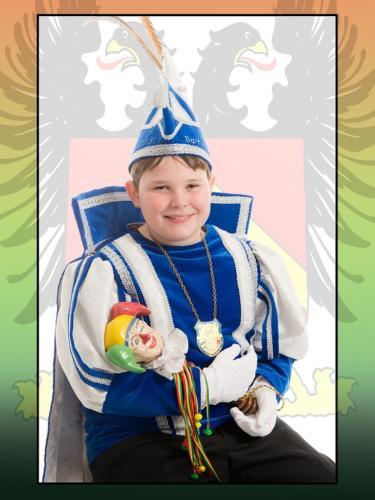 2013 - Jeugprins Bart 3e (Wolters)