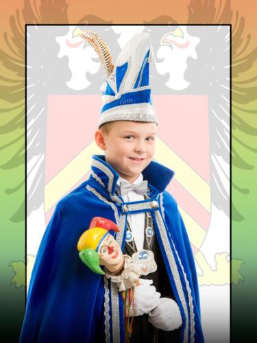 2016 - Jeugprins Finn 1e (Schaeks)