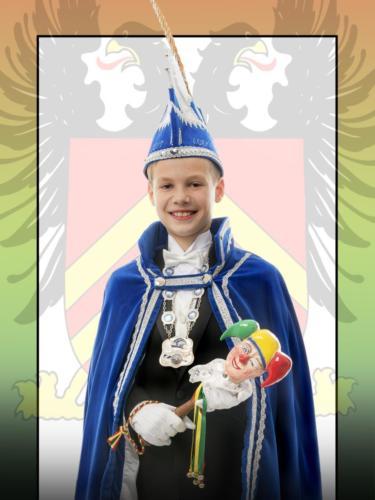 2017 - Jeugprins Loeka 1e (Diederen)