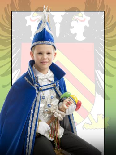 2015- Jeugprins Noud 1e (Brouwers)