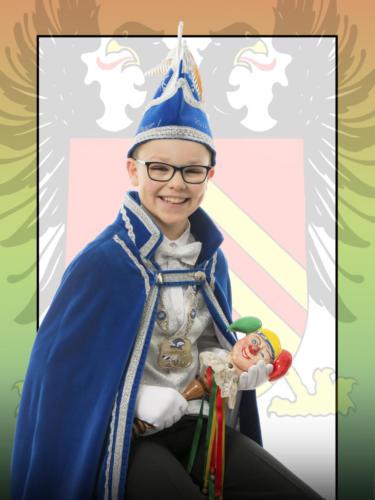 2017 - Jeugprins Thuur 1e (Brouwers)