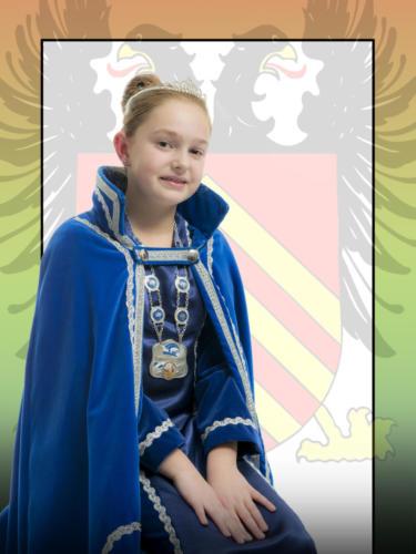 2015 - Jeugprinses Aniek 1e (Vervoort)