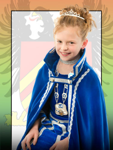 2014 - Jeugprinses Nynke 1e (Reubzaat)