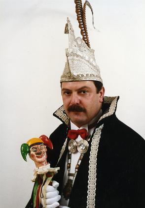 1992 - Prins Harry 1e (Teeuwen)Jubileumprins 2x11