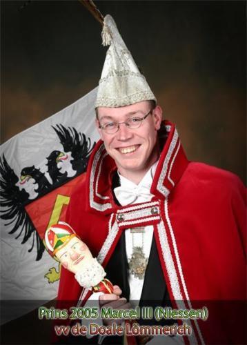 2005 - Prins Marcel 3e (Niessen)