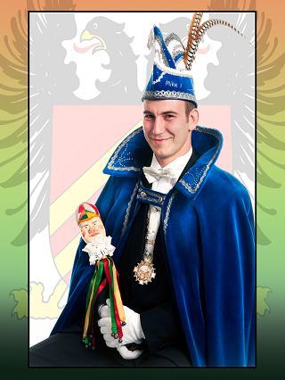 2012 - Prins Mike 1e (Vinclair)