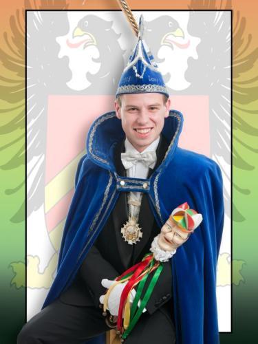 2013 - Prins Davy 1e (Schrijen)