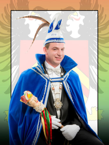 2016 - Prins Davy 2e (Vinclair)