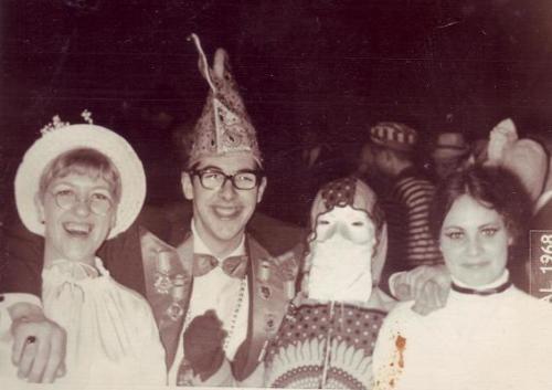 carnaval 1968